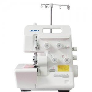 JUKI - Remalladora, Metal, 34x27x29,5cm, Color Blanco
