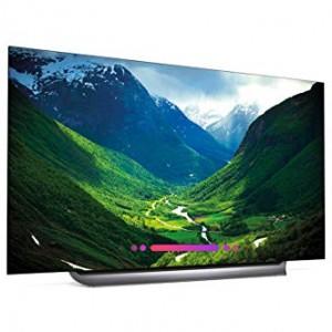 LG 55c8pla Televisor 55'' OLED Uhd 4k HDR Thinq Smart TV Webos 4.0 WiFi Bluetooth Sonido Dolby Atmos