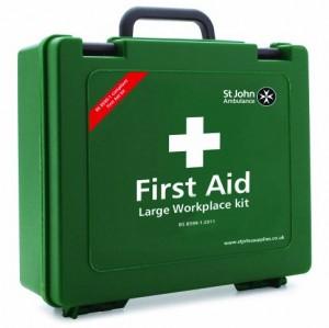 St John Ambulance Standard Workplace Compliant Kit Large by St John Ambulance