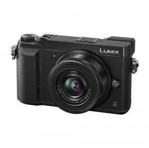 Panasonic Lumix DMC-GX80 12-32/3.5-5.6 G Vario Asph./Mega O.i.s - Cámara Digital, Color Negro
