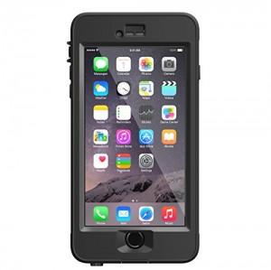 LifeProof Nuud - Funda para Apple iPhone 6 Plus, negro