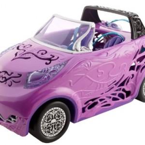 Mattel Monster High Scaris - Coche descapotable de Juguete (Accesorio para muñecas Monster High) Y4307