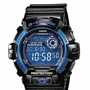 Casio Reloj Digital para Hombre de Cuarzo con Correa en Resina G-8900A-1ER