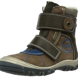 Richter Kinderschuhe Linz - Zapatos Primeros Pasos de Cuero para niño
