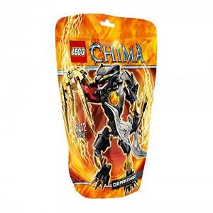 LEGO Legends of Chima - CHI Panthar, Figuras de acción (70208)