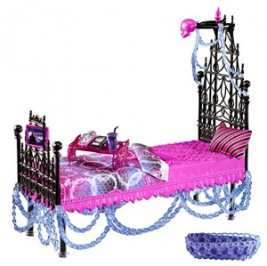 Monster High Mattel Y7714 - Accesorios para Dormitorio de muñeca Spectra Vondergeist