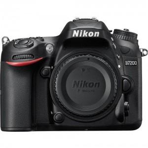 Nikon D7200Cámara digital 24.72Mpx