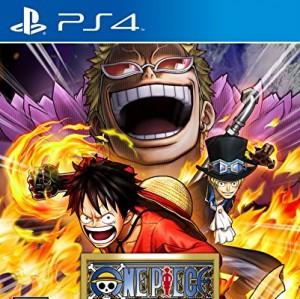 Namco Bandai Games One Piece Pirate Warriors 3 - Juego (PlayStation 4, RP (Clasificación pendiente), ENG)